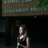 News Media at Gloucester Police Headquarters