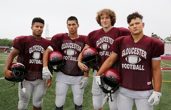 Gloucester Football Captains