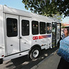 New Bus at Rose Baker Senior Center