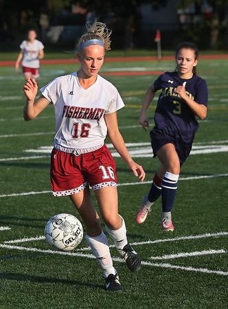 Gloucester vs. Malden Girls Soccer