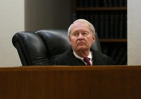 Retiring Judge Joseph Jennings III