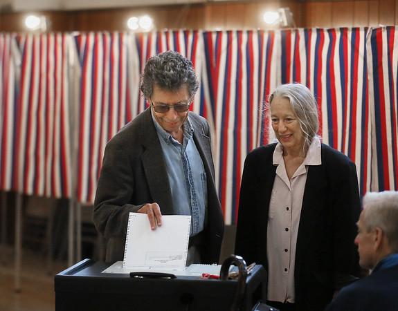 Preliminary Mayoral Election