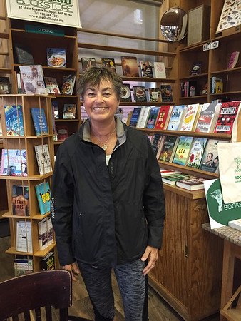 "ABIGAIL BLISS/Staff photo<br /> I just want for it to be the same … Toad Hall is like the sunshine, the sea, the moon, the seagulls. It's a fixture of Rockport,"" said longtime customer Kathie Sweeney."