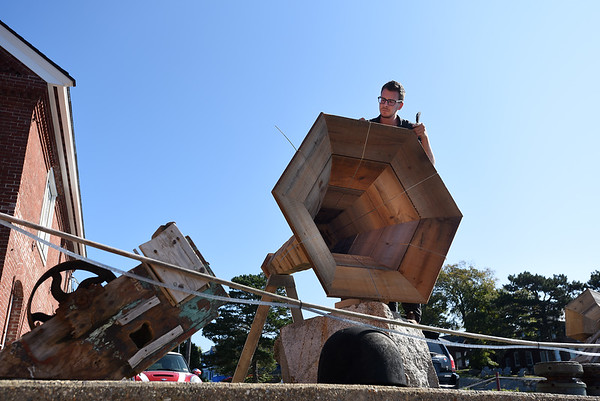 Wood Artist Matthew Trueman