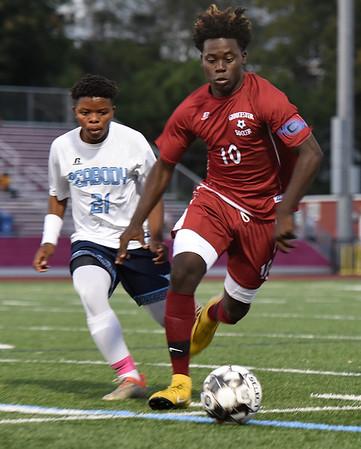 Boys Soccer Gloucester Vs. Peabody