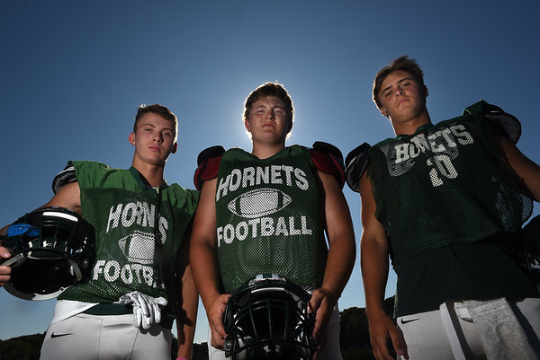 ME Football Captains