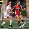 Gloucester Girls Soccer vs Winthrop