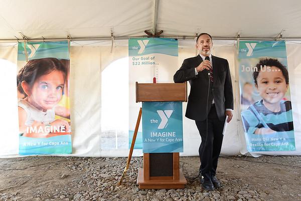 Cape Ann YMCA Groundbreaking Ceremony