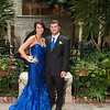 Desi Smith/Gloucester Daily Times.Ally Gentile and Tyler Sanborn had photos taken in the garden at Hammond Castle before going to the Gloucestreprom Friday afternoon.