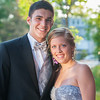 Desi Smith/Gloucester Daily Times.   Sean Gudierrez and Megan Jones pose for a photo at Manchester Essex Regional High School on Saturday evening before the prom.   June 1,2013