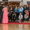 Desi Smith/Gloucester Daily Times. A Rockport High School couple stops for photos  as they promenade around the school gym before heading to their prom in Georgetown. May 17,2013