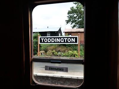 Toddington railway station