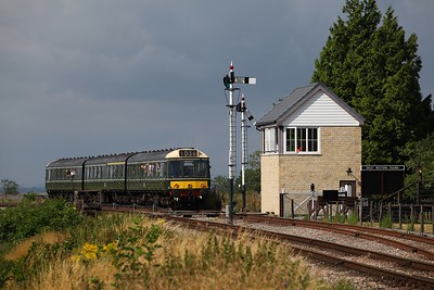 DMU Gotherington Loop