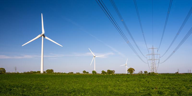 Alveston wind turbines