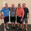 From left, Jim Duggan of Ogunquit, Maine, Steve Trudel of Chelmsford, Peter Quinlan of Andover and Tim Phelps of Springfield, N.H.