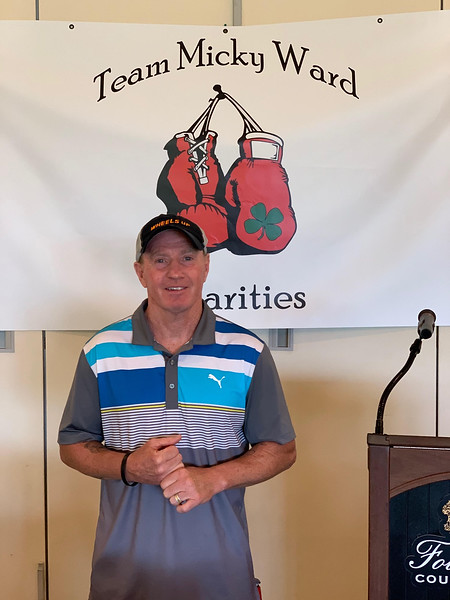 Legendary boxer Micky Ward of Lowell