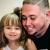The Z-List dedicates this page to Joshua Johnson, R.I.P., here with his beautiful daughter, Kahrilla