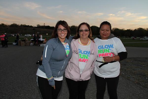Glow Run 5K Omaha 2015