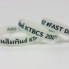 ริสแบนด์ KTBCS ซิลิโคนสีใสก่อนเรืองแสง
