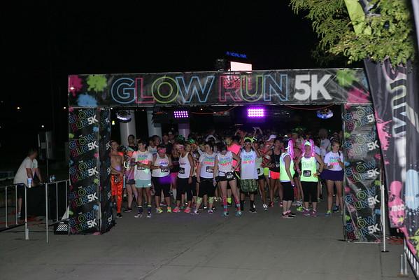 Glow Run Des Moines 2015