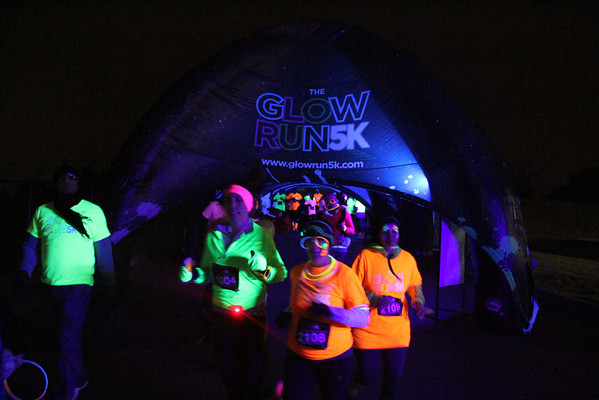 Glow Tunnel