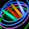 Glowsticks manufactured at Northern Products Inc, based in Leominster. SENTINEL & ENTERPRISE / Ashley Green