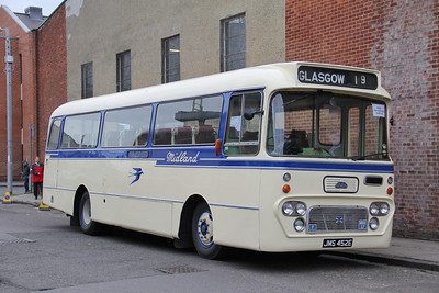 Preserved JMS452E Broad St Glas Oct 13