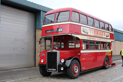 Preserved GM6384 Broad St Glas Oct 13
