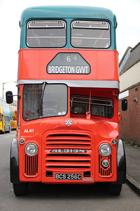 Preserved BCS256C Broad St Glas 3 Oct 13