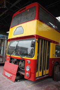 Preserved BCS867T GVVT Brdgeton Oct 13
