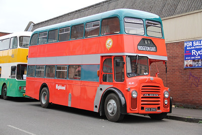 Preserved BCS256C Broad St Glas 1 Oct 13