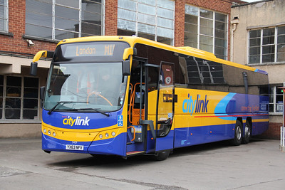 Stagecoach Western 54129 GVVT Bridgeton Oct 13