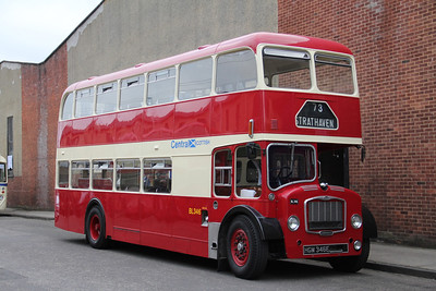 Preserved HGM346E Broad St Glas Oct 13