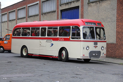 Preserved RMS714 Fordneuk St Glas Oct 13