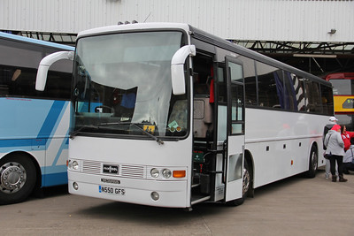 McCalls Lockerbie N550GFS GVVT Bridgeton Oct 13