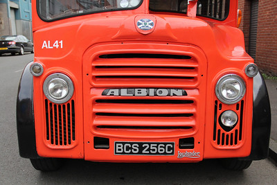 Preserved BCS256C Broad St Glas 2 Oct 13