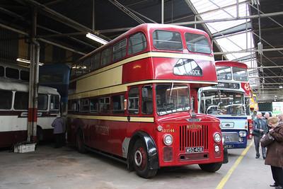 Preserved MSD408 GVVT Brdgeton Oct 13