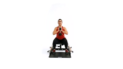 The Glute Trainer Plus White in Studiomix video