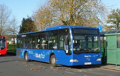 2408 - HF55JZG - Millbrook (Kendal Avenue)