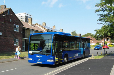 2413 - HF55JZN - Thornhill (Eastpoint Centre) - 4.7.13