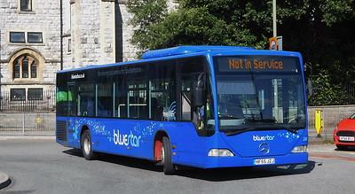 2409 - HF55JZJ - Eastleigh (Station Hill)
