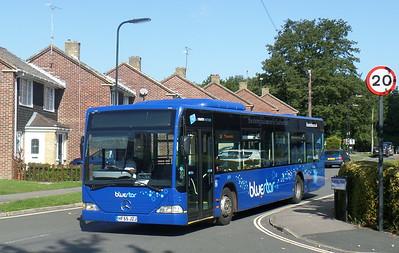 2409 - HF55JZJ - Thornhill (Tunstall Road)