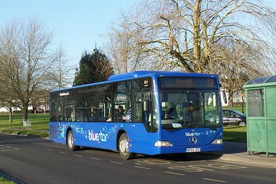 2405 - HF55JZC - Millbrook (Kendal Avenue)