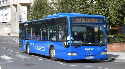 2406 - HF55JZD - Southampton (Blechynden Terrace)