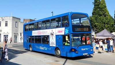 1005 - YN56FFM - Southampton (Bargate)