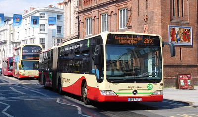 124 - BP57UYJ - Brighton (North St)
