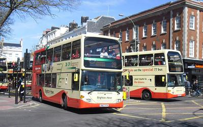 677 - YN57FYA - Brighton (Old Steine) - 10.4.12
