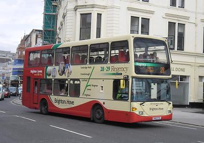 681 - YN57FYL - Brighton (North St) - 31.8.11
