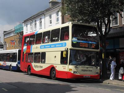 673 - YN07UOF - Eastbourne (Terminus Rd) - 11.7.11
