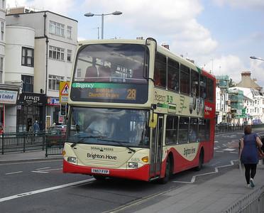 685 - YN57FYP - Brighton (Gloucester Place) - 11.7.11